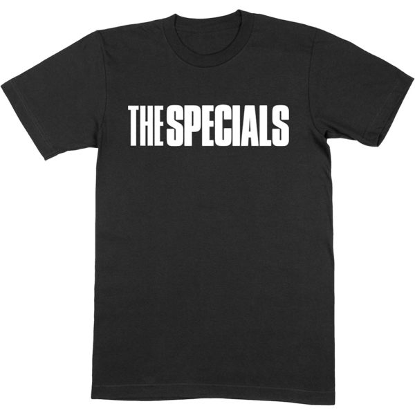 The Specials Mens T-Shirt: Solid Logo (XX-Large)